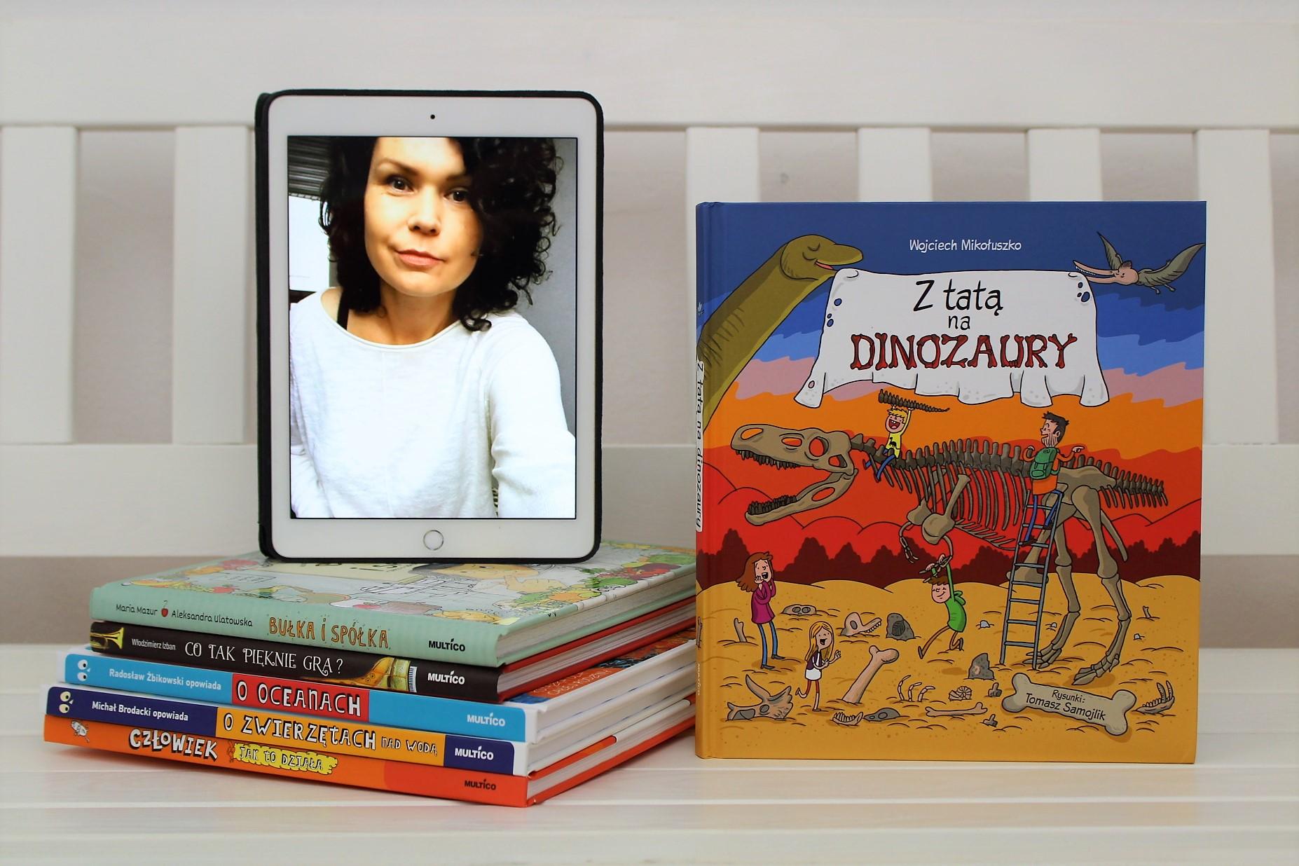 Ania Oka, co czytać dzieciom