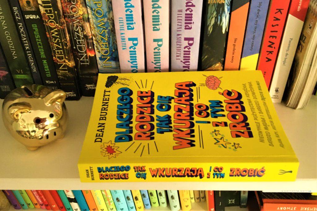 książka dla nastolatków