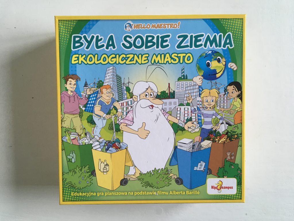 Ekologia - gra dla dzieci